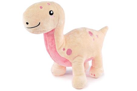 Hundespielzeug Hundespielzeug Stoffspielzeug Dinosaurier Brienne Brontosaurus