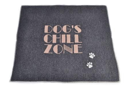 David Fussenegger Hundematte Hundedecke gefüttert Dogs Chill Zone