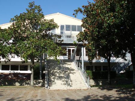 Salle de réception stade Maurice Boyau