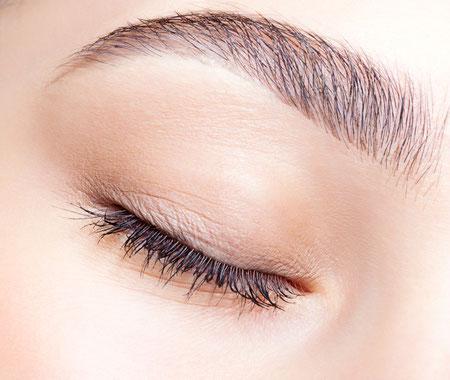 Gesichtsbehandlungen, Augenbrauen, Kosmetik Institut Buchs