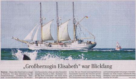 Quelle: Ostsee-Zeitung (06.09.2012)