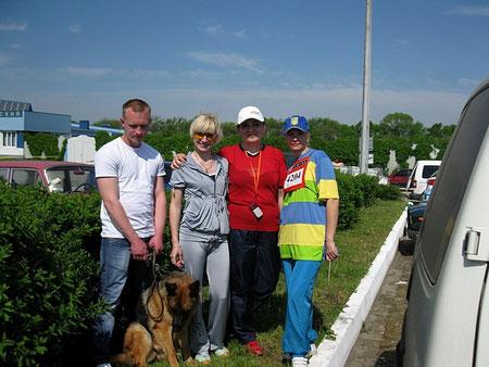 Ковалёв Дмитрий,Деревянко Алина,Громова Оксана и Голубицкая Елена