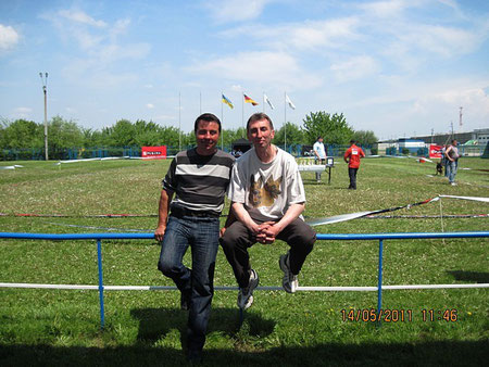 Николай и Сергей Гребенюк