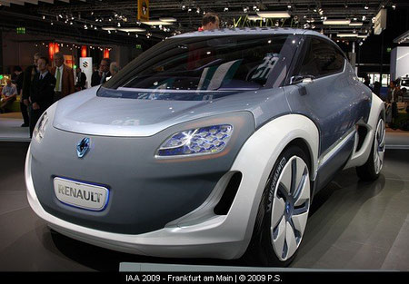 Renault Z.E. IAA 2009