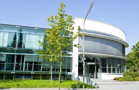 Zertifizierter Verwaltungstrakt, Bildnachweis: KGAL GmbH & Co. KG