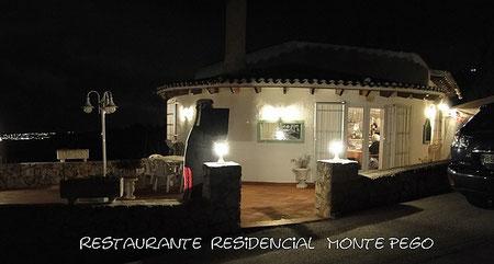Restaurante Residencial, Monte Pego, Rösti-Spezialitäten