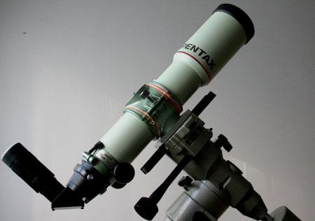 Pentax apocromatico 75 mm