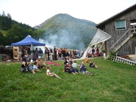 Sommerfest im Montois