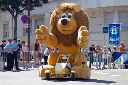 Le Lion du Crédit Lyonnais