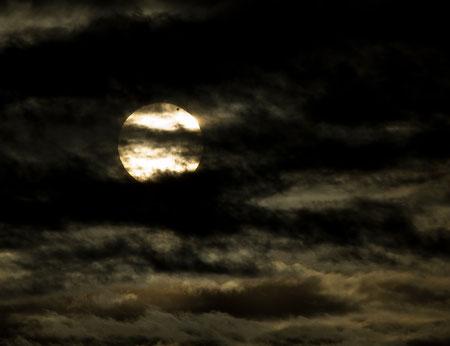 Venustransit 06.06.2012 - von Rain aus