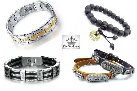 bracelet homme style pour un look tendance