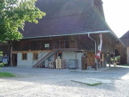 Die Werkstatt in Maschwanden