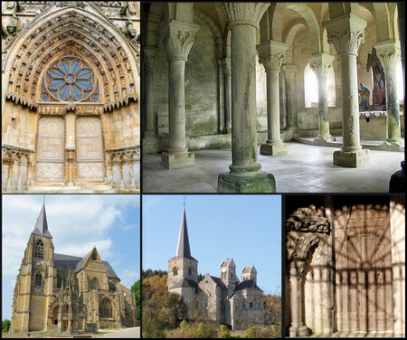 Scola Metensis à Avioth et Mont-devant-Sassey