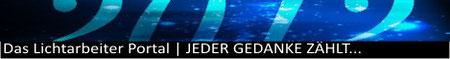 Das Lichtarbeiter Portal | JEDER GEDANKE ZÄHLT...
