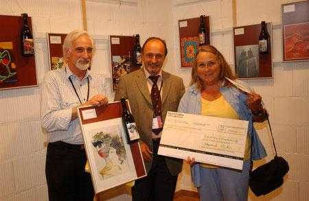 Wettbewerb Weinetiketten; Grandvaux 2004   Jurypreis