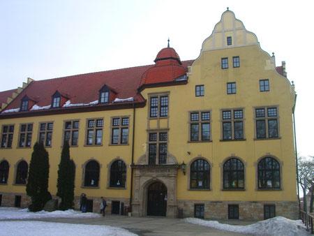 Haus 1 der Schule