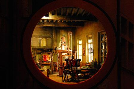 Musée de la miniature dans le vieux Lyon.