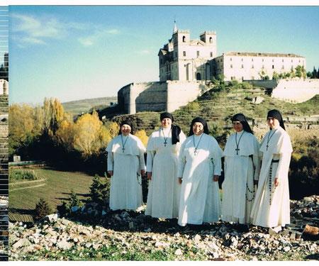 Hnas fundadoras en España