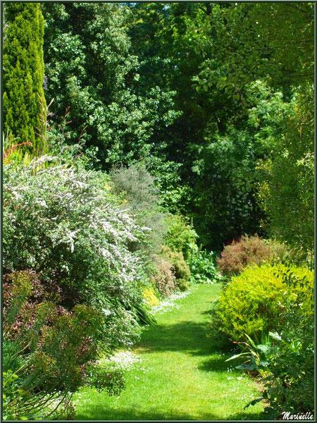 Les Terrasses - Les Jardins du Kerdalo à Trédarzec, Côtes d'Armor (22)