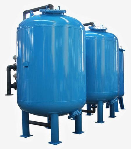 Емкость для водоочистки