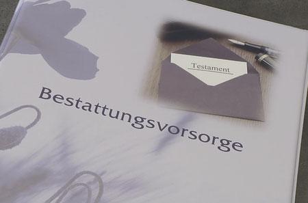 Hollenhorst Bestattungsvorsorge