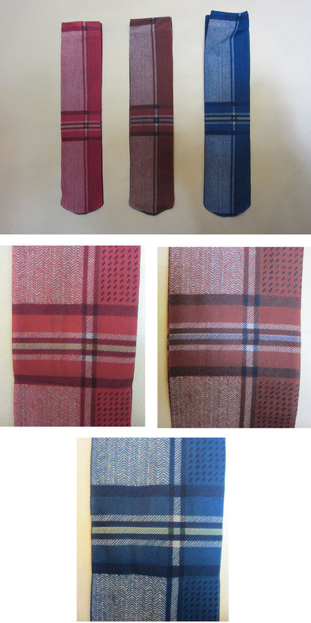 ¥2940(左からレッド ‐Sold out‐ 、ブラウン ‐Sold out‐ 、ブルー-Sold out-)ANTIPAST