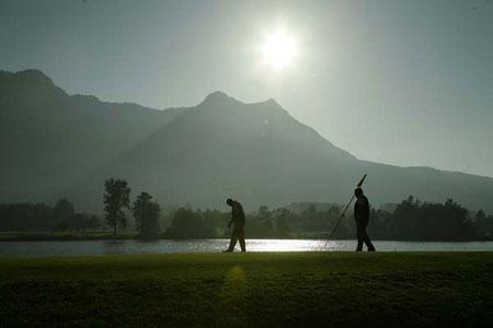 Golf am Mondsee, Bildquelle: Golfclub am Mondsee (2015)