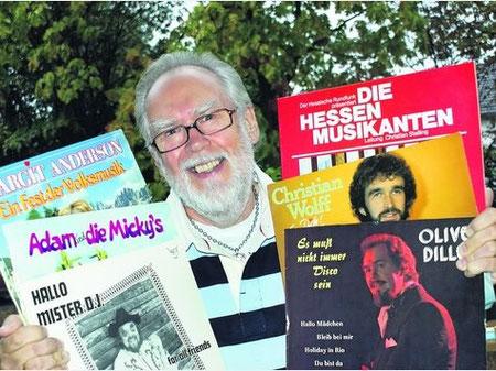 Erich Kratz alias Oliver Dillen