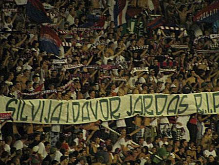 Na utakmici Hajduk-Dinamo