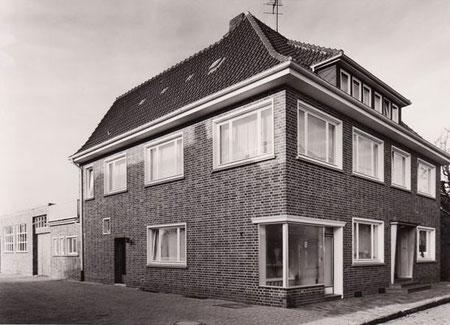 Wohn- und Geschäftshaus nach dem Umbau, 1960er Jahre