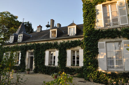 La maison guest house du domaine de l 39 ermitage pr s de bourges domaine de l 39 ermitage - Menetou salon domaine de l ermitage ...