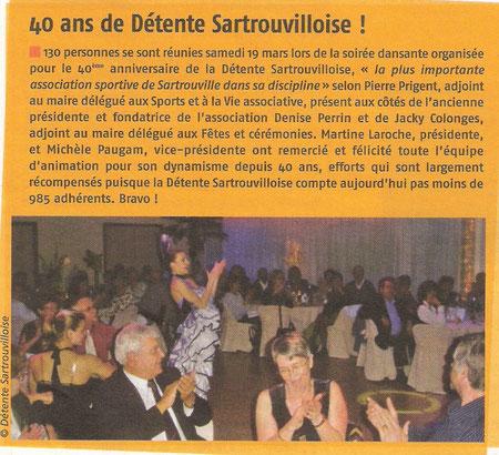 Journal Sartrouville mai 2011