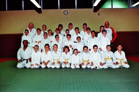 photo cours enfants 2010/2011