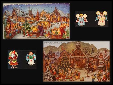 auch im Historischen Museum Hannover: glitzernde Weihnachtsmärkte und EIN TEDDY
