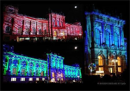 Hannover leuchtet Landesmuseum