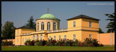 Hannover Herrenhausen Pavillon Berggarten