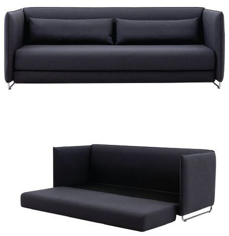 sofas von softline n o n c o n f o r m r ume m bel accessoires. Black Bedroom Furniture Sets. Home Design Ideas