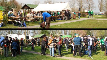 Bogenschießen Heidewaldpokal - das 3D Turnier in Wittenberg