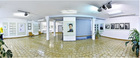 2012, exhibition view, Gallery Forum K, Plauen, Germany