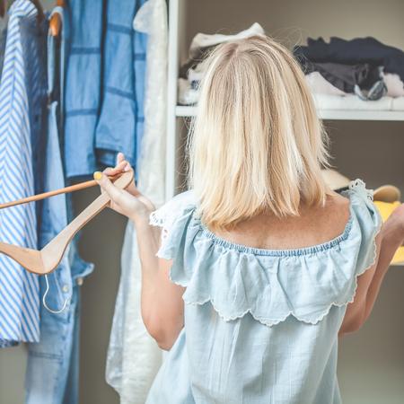 Kleiderschrank ausmisten - wo anfangen?