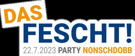 Party NonSchdobb mit: Froschenkapelle, Die Brasserie, Powerkryner und Fäaschtbänkler!