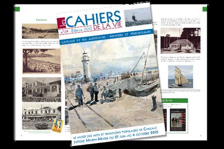 Cahiers de la vie à Cancale n°41