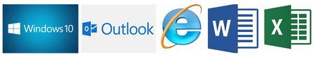 基礎コースではWindows、メール、インターネット、Word、Excelの学習ができます。