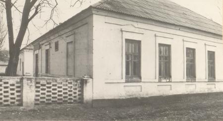стара будівля школи