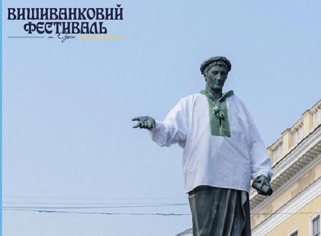 Vyshyvanka Festival in Odessa