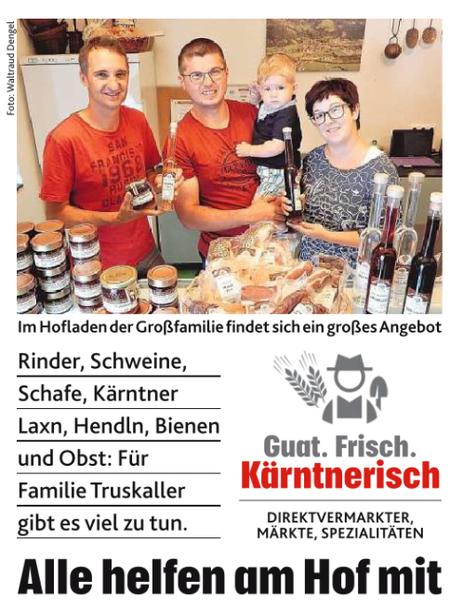 Screenshot: Kronen Zeitung