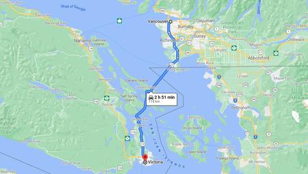 Kanada Rundreise Westen 2 Wochen