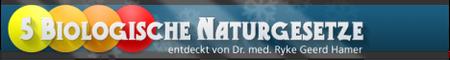 5 Biologische Naturgesetze