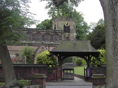 Chatwin's church