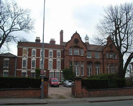 Bishop Vesey's Grammar School